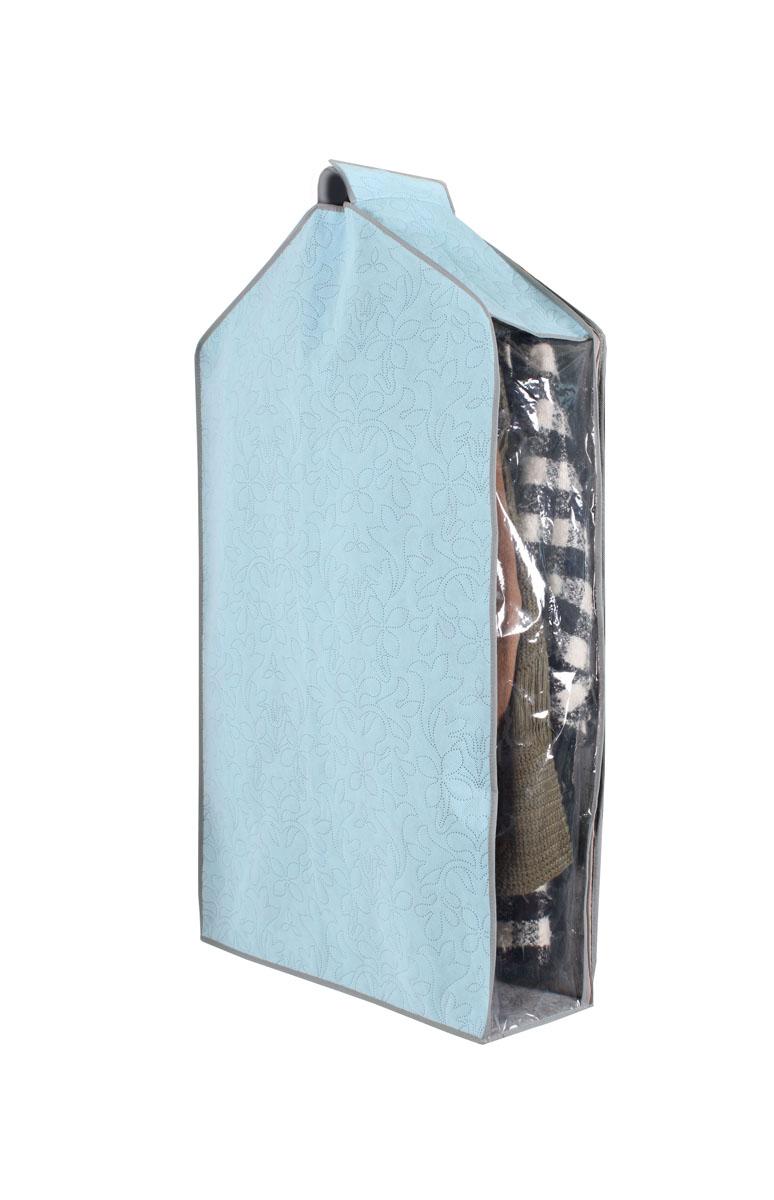 """Чехол для одежды """"Hausmann"""", подвесной, 57 х 100 х 20 см 4C-302"""
