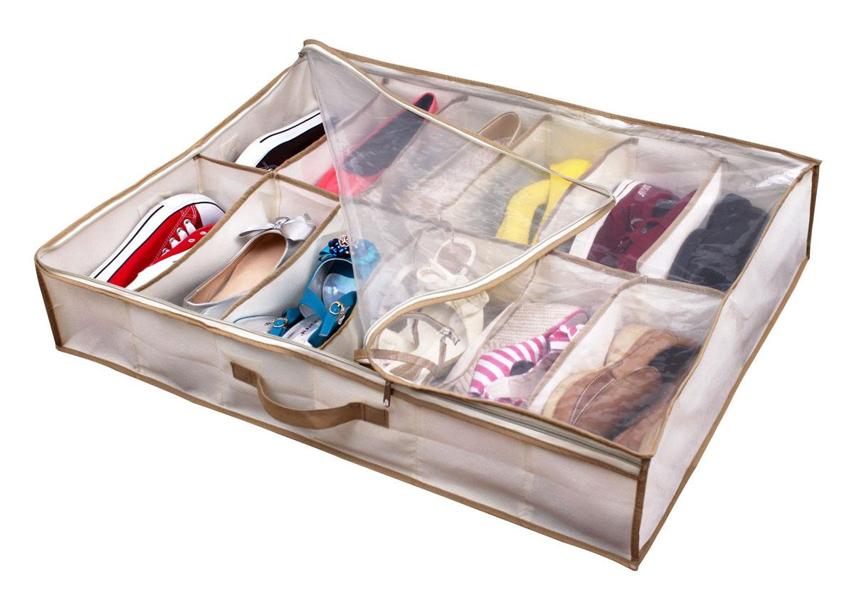 Чехол для хранения обуви Hausmann, 74,5 см х 60 см х 15 см