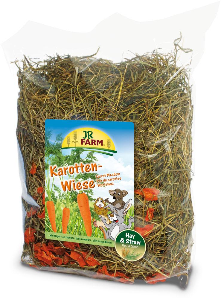 Сено для грызунов JR Farm, с морковью, 500 г25615Растительный корм для кроликов и других грызунов JR Farm изготовлен из нежно высушенных трав альпийского луга с очень высоким содержанием листьев. Сено обогащено злаковыми травами и добавлена морковь. Сено из натуральных трав - обязательный грубый корм в рационе карликовых кроликов и морских свинок, и оно должно быть всегда в свободном доступе и необходимом объеме для животного. Состав: сено, морковь 10%. Содержание: белок 12,1%, жиры 2,6%, клетчатка 23,0%, зола 7,2%. Товар сертифицирован.