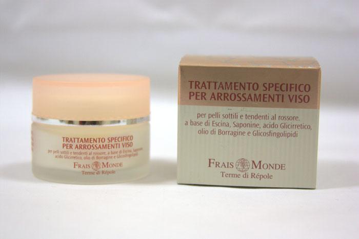 Frais Monde Крем-уход для лица, от покраснения, успокаивающий, для тонкой и чувствительной кожи, склонной к покраснению или куперозу, 30 мл