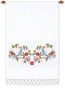 Набор для вышивания Рушник, 160 см х 40 см. 688594680701
