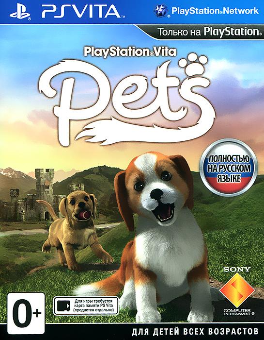 Pets PlayStation Vita
