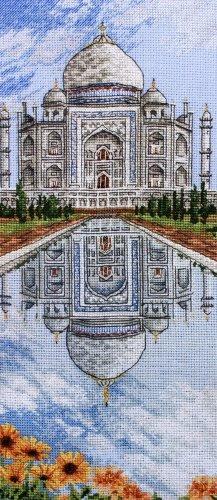 Набор для вышивания Anchor The Taj Mahal, 32 х 14 см345177
