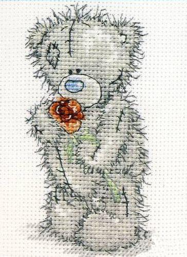 Набор для вышивания крестом Anchor Love you, 11 см х 8 см655062