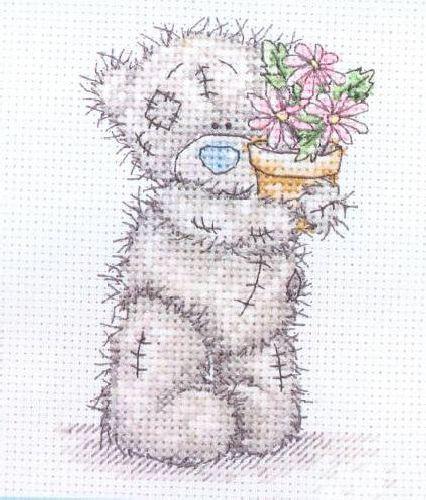 Набор для вышивания крестом Anchor Me to You. Pink Flower Pot, 11 х 8 см TT22655531В наборе для вышивания Anchor Me to You. Pink Flower Pot есть все необходимое для создания собственного чуда: канва, нитки мулине, игла, схема рисунка, инструкция. Работа, сделанная своими руками, создаст особый уют и атмосферу в доме, а также долгие годы будет радовать вас и ваших близких. Ведь вы выполните вышивку с любовью! В набор входят: - канва Aida 14 белого цвета (100% хлопок), - нитки Anchor 16 цветов (100% хлопок), - игла, - черно-белая схема, - инструкция (универсальная).