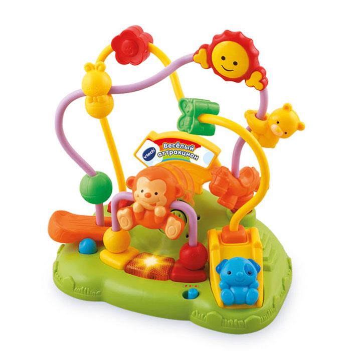 Развивающая игрушка для ребенка до 1 года своими руками