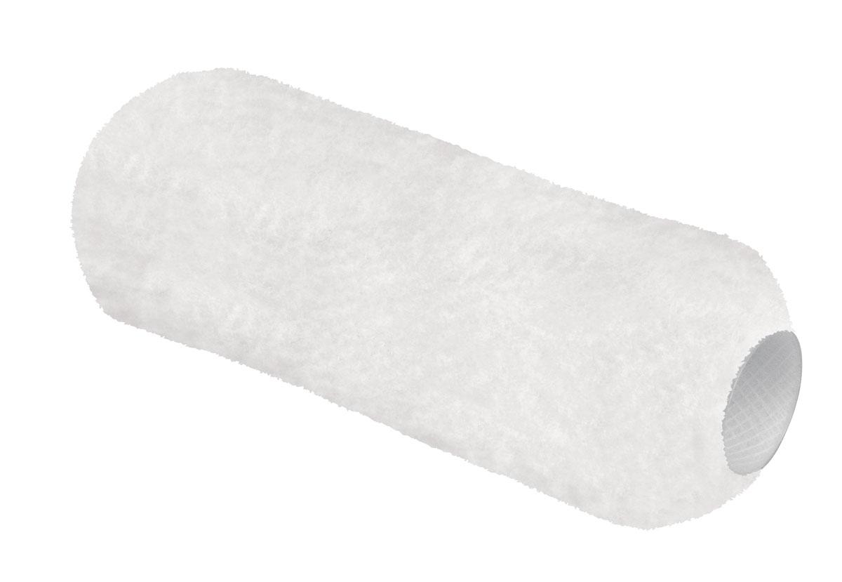 Валик малярный сменный Truper, гладкий, диаметр 25,4 ммREP-222Сменный гладкий малярный валик используется в работе практически со всеми типами лакокрасочных материалов. Он имеет гладкую структуру и обеспечивает качественное покрытие составами необходимых поверхностей. Валик устойчив к растворителям.
