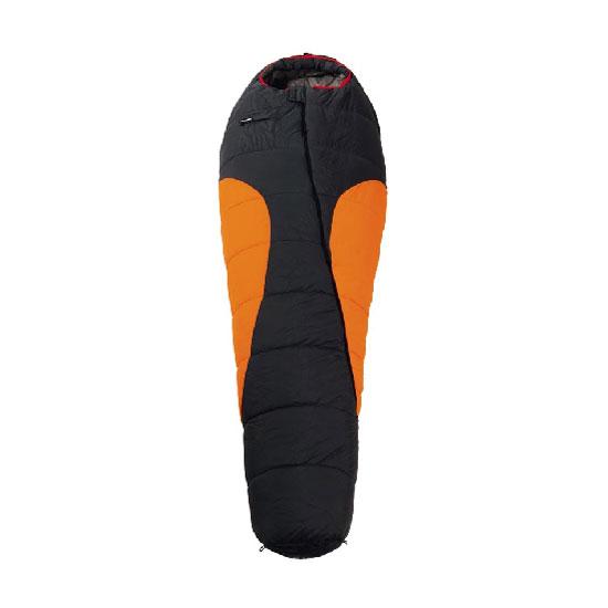 Спальный мешок Husky Enjoy Long, правосторонняя молнияУТ-000047902Спальный мешок Husky Enjoy Long удлиненный на 10 см предназначен для экстремально холодных условий (до -26 градусов) с утеплителем QualloFil (синтетическое волокно с семью каналами). Спальник оснащен съемной термо-вставкой для ступней, изолированным термо-воротником, капюшон с карманом, внешним карманом для мелочей, застежкой-молнией с двойным ходом до середины спального мешка, антискользящими полосами, петлями для сушки и карманом-фиксатором для коврика.