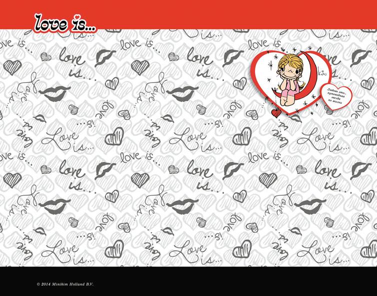 Подкладка на стол ACTION! LOVE IS, ПВХ с заварным рисунком, А4+LI-ST4Подкладка настольная. Выполнена из ПВХ. Формат А4+. Лицензия Лицензия LOVE IS