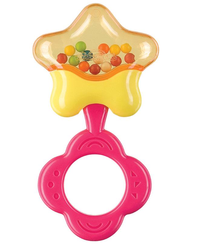 Погремушка Happy Baby Starlet330061Погремушка Happy Baby Starlet выполнена из яркого безопасного пластика в виде полупрозрачной звездочки. Внутри нее находятся разноцветные бусинки, гремящие при тряске. Погремушка снабжена удобной ручкой, благодаря которой малышу будет удобно игрушку держать, трясти и перекладывать из одной руки в другую. Погремушка Happy Baby Starlet поможет ребенку развить цветовое и звуковое восприятия, мелкую моторику рук и координацию движений.