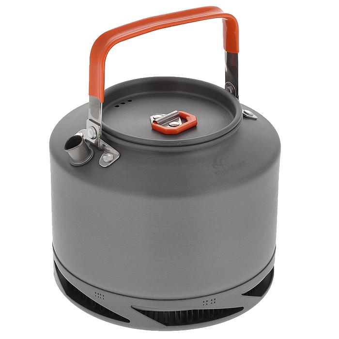 Чайник походный Fire-Maple Feast XT2, с теплообменной системой, 1,5 лFMC-XT2Походный чайник Fire-Maple Feast XT2 с теплообменной системой, изготовленный из анодированного алюминия - это незаменимая вещь в походе, особенно когда хочется быстро приготовить горячий чай или кофе на нескольких человек. Встроенная теплообменная система комбинирована с ветрозащитным экраном, тем самым энергоэффективность увеличивается на 30%, а время закипания воды сокращается на 30%. Контролируемая температура внутри теплообменной системы, очень быстро нагревает воду, и вы можете наслаждаться горячим чаем в любое время и в любом месте. Ручка чайника и ручка крышки имеет термоизолирующие элементы для сохранения вашей безопасности от ожогов. Все соединения чайника и теплообменной системы приварены по технологии фланцевого соединения.