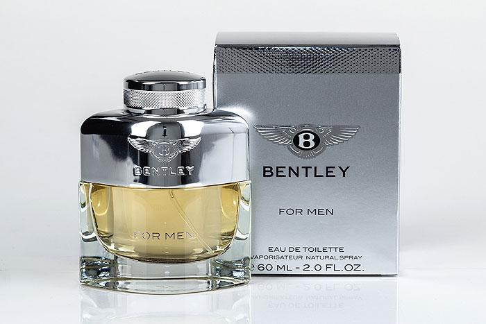 """Bentley Туалетная вода """"For Men"""", мужская, 60 мл"""