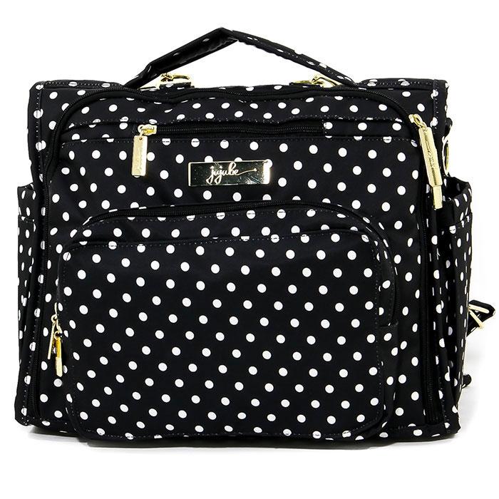 Сумка-рюкзак для мамы Ju-Ju-Be B.F.F. Legacy. The Dutchess, цвет: черный, белый13FM02L-1124