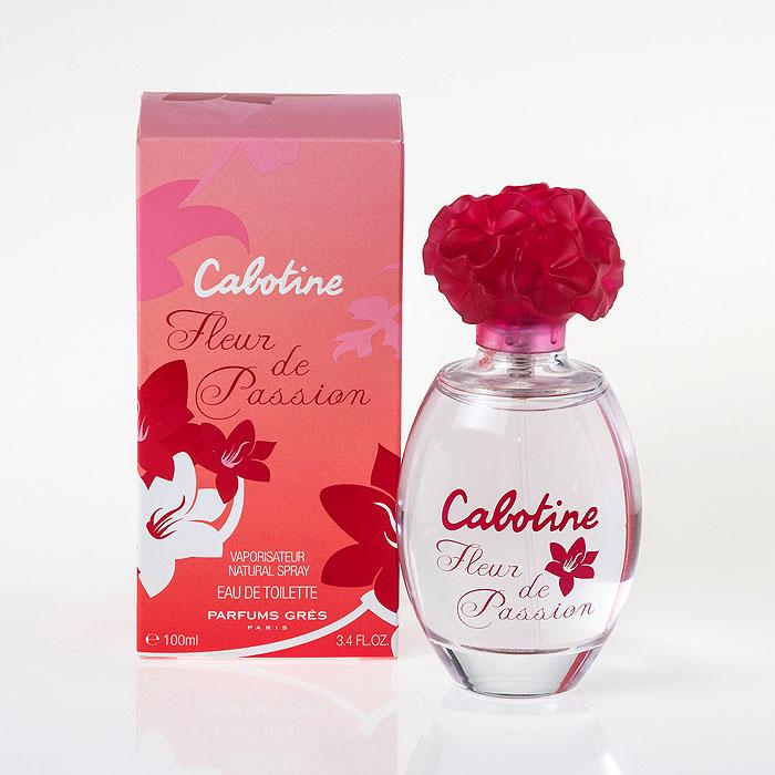 """Gres ��������� ���� """"Cabotine Fleur De Passion"""", �������, 100 ��"""