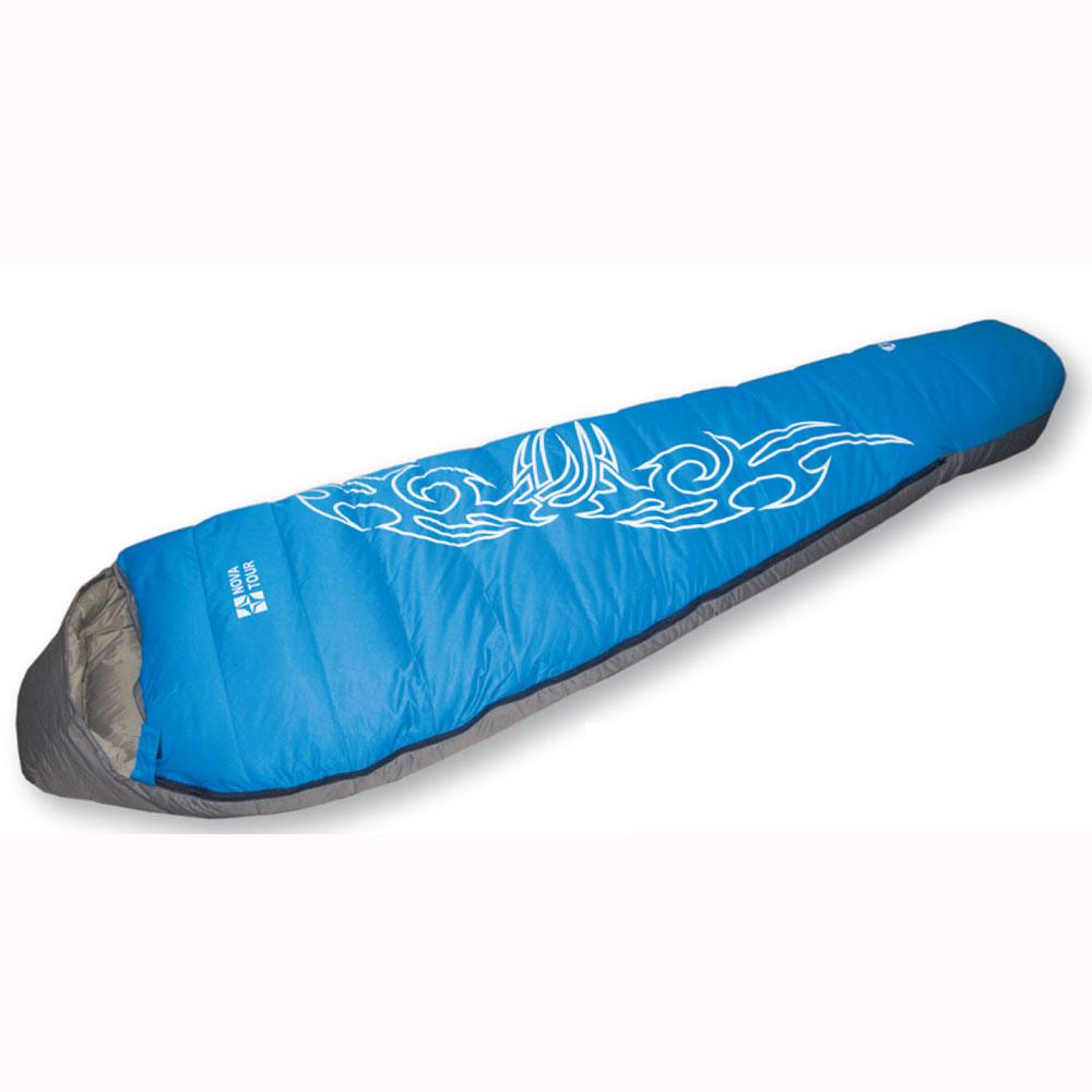 Спальный мешок NOVA TOUR Окси, правосторонняя молния, цвет: серый, голубой31110Самый легкий спальный мешок-кокон NOVA TOUR Окси в коллекции пуховых спальников. Отлично подойдет туристам, ценящим комфорт при минимальном весе. Модель для лета и межсезонья. Разъемная молния позволяет состегнуть два спальника вместе. Комплектуется компрессионным мешком и мешком для хранения. Внешний материал: нейлон 310T Downproof Diamond Rip Stop. Внутренний материал: нейлон 310T Downproof Diamond Rip Stop.