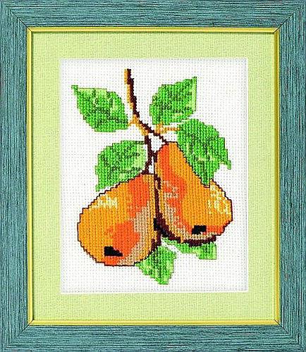 Набор для вышивания Schaefer, счетный крест, 20 x 23 см 566-4566-4