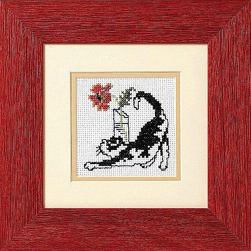 Набор для вышивания Schaefer, счетный крест, 23 x 23 см 576-01576-01