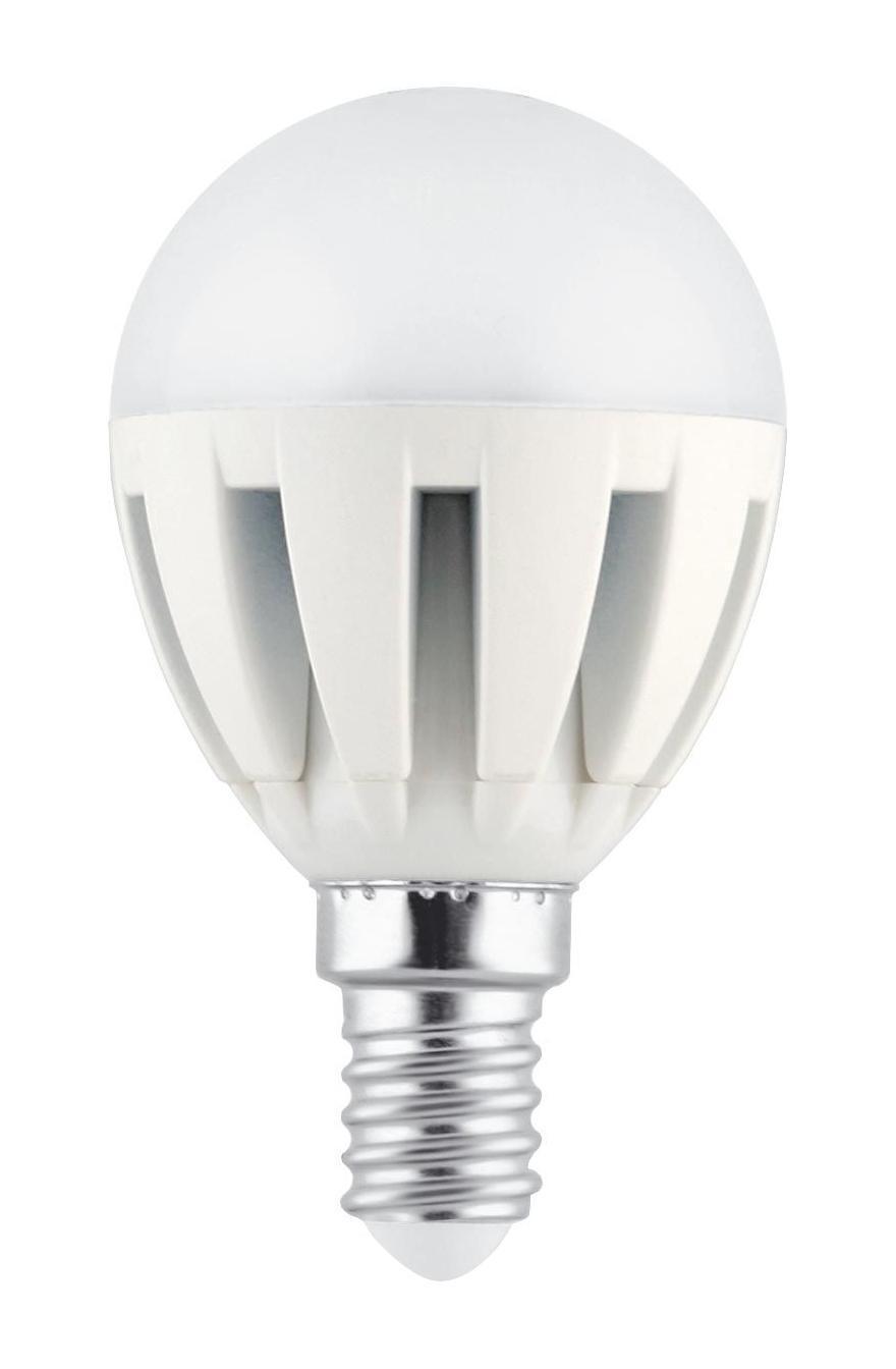 Camelion LED5.5-G45/830/E14 светодиодная лампа, 5,5ВтLED5.5-G45/830/E14Светодиодная рефлекторная лампа Camelion применяется для замены энергосберегающей лампы или лампы накаливания в точечных и направленных источниках света. При этом она сэкономит ваши деньги за счет минимального потребления электроэнергии и долгого срока службы. Так же эта лампа обладает высоким индексом цветопередачи и не мерцает, что делает ее свет комфортным для глаз. Нагрев LED лампы минимален, что позволяет использовать ее в натяжных потолках и других конструкциях, требовательных к температурному режиму. А когда она все-таки перегорит, не нужно задумываться о ее переработке, так как при производстве светодиодных ламп не используются вредные вещества, в том числе ртуть.