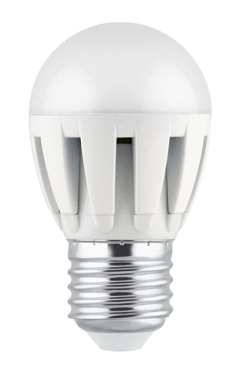 Camelion LED5.5-G45/845/E27 светодиодная лампа, 5,5Вт