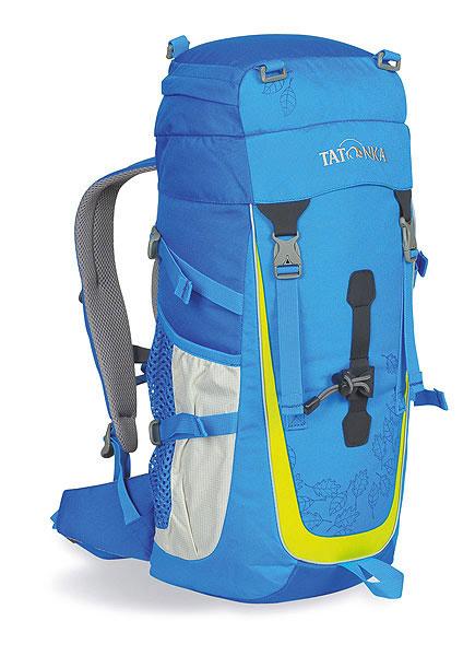 Детский спортивный рюкзак Tatonka Baloo, цвет: голубой, салатовый, 22 л. 1807.1941807.194Настоящий треккинговый рюкзак для детей старше 10 лет. По оснащению Baloo ни в чем не уступает взрослым треккинговым рюкзакам. Система подвески и спинка с мягкой подкладкой специально разработаны с учетом детской анатомии. Особенности: Подвеска: Padded Back Материал: Textreme 6.6; Cross Nylon 420HD; AirMesh Мягкие лямки Боковые стяжки Петля для крепления палок Нагрудный и поясной ремни Боковые карманы Светоотражающие вставки