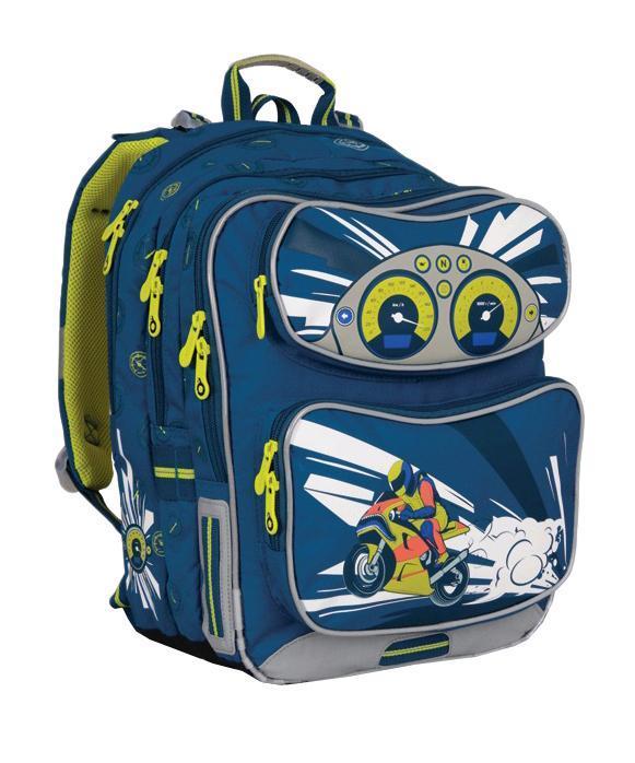 Рюкзак детский TOPGAL CHI-653 / DCHI-653 / DШкольный рюкзак с анатомической спинкой, которая не позволяет перегружать позвоночник ребенка. В комплект входит мешок для обуви и защитный чехол.