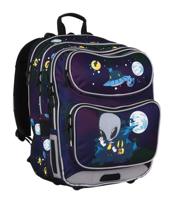 Рюкзак детский TOPGAL CHI-649 / ACHI-649 / AШкольный рюкзак с анатомической спинкой, которая не позволяет перегружать позвоночник ребенка. В комплект входит мешок для обуви и защитный чехол.