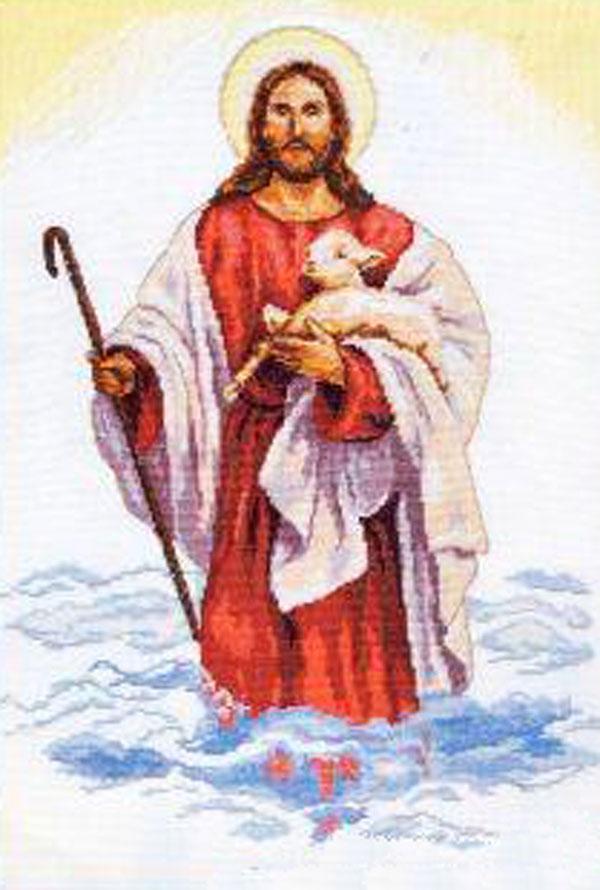 Набор для вышивания крестом Алиса Христос, 32 х 45 см661075Набор для вышивания крестом Алиса Христос поможет вам создать свой личный шедевр - красивую картину, вышитую в технике счетный крест. Вышивание отвлечет вас от повседневных забот и превратится в увлекательное занятие! Работа, сделанная своими руками, создаст особый уют и атмосферу в доме и долгие годы будет радовать вас и ваших близких, а подарок, выполненный собственноручно, станет самым ценным для друзей и знакомых. В набор входят: - канва Aida 14 Gamma белая, - нитки мулине Gamma (23 цвета), - игла Gamma, - цветная символьная схема, - инструкция на русском языке. Размер готового изделия: 32 см х 45 см.