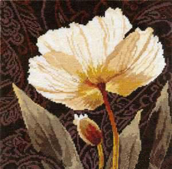 Набор для вышивания крестом Белые цветы. Залитый светом, 25 х 25 см661126Набор для вышивания крестом Белые цветы. Залитый светом поможет создать красивую вышитую картину. Рисунок-вышивка, выполненный на канве, выглядит стильно и модно. Вышивание отвлечет вас от повседневных забот и превратится в увлекательное занятие! Работа, сделанная своими руками, не только украсит интерьер дома, придав ему уют и оригинальность, но и будет отличным подарком для друзей и близких! Набор для вышивания содержит все необходимые материалы для вышивки на канве в технике счетный крест. В состав набора входит: - канва Аида Gamma белого цвета (100% хлопок), - мулине Gamma (20 цветов), - игла, - символьная схема, - подробная инструкция на русском языке.