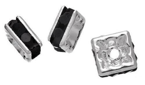 Рондели квадратные Glorex, цвет: черный янтарь, 2,5 x 5 мм, 5 шт686810Рондели позволят своими руками изготовить оригинальные ожерелья или браслеты. Изготовлены из металла. Они станут отличным украшением для различных изделий. Изготовление украшений - это занимательное хобби, это реализация творческих способностей рукодельницы, это возможность создания неповторимого индивидуального подарка.