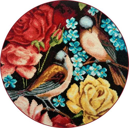 Набор для вышивания крестом Гобелен Классик Синицы и цветы 2, 28 см х 28 см7704946Набор для вышивания крестом Гобелен Классик Синицы и цветы 2 поможет вам создать свой личный шедевр - красивую картину на канве, вышитую нитками в технике счетный крест. Вышивание отвлечет вас от повседневных забот и превратится в увлекательное занятие! Работа, сделанная своими руками, создаст особый уют и атмосферу в доме и долгие годы будет радовать вас и ваших близких, а подарок, выполненный собственноручно, станет самым ценным для друзей и знакомых. В набор входят: - канва Aida Zweigart K16 с обработанными краями (белая), - нитки DMC: 35 цветов, - цветная схема, - инструкция на русском языке, - игла с золотым ушком.