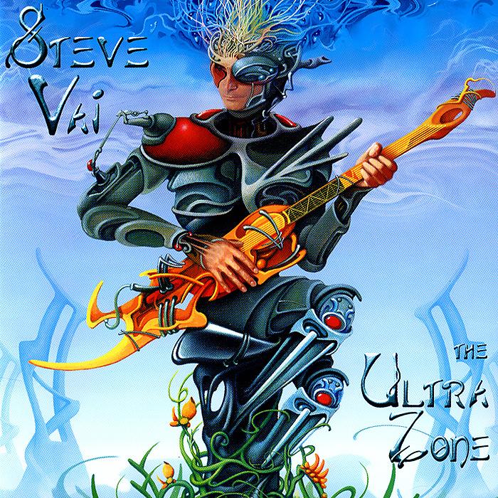 Steve Vai. The Ultra Zone