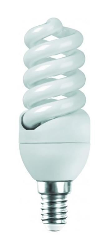 Camelion LH13-FS-T2-M/827/E14 энергосберегающая лампа, 13ВтLH13-FS-T2-M/827/E14Энергосберегающая лампа 13Вт Camelion LH13-FS-T2-M/827/E14, 10593 компактного размера благодаря чему ее можно использовать в ночниках, торшерах, бра, люстрах, чей цоколь имеет размер Е14. Дает теплый яркий свет, от которого не устают глаза. Сохраняет работоспособность даже в подвалах или на цокольных этажах, где возможны резкие перепады температуры.