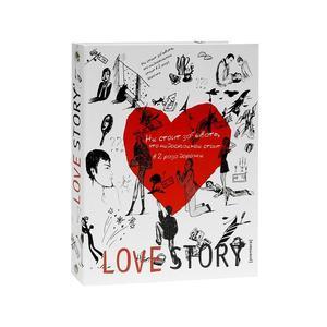 Тетрадь Premiera Love Story 130 л.35437 н (874928)