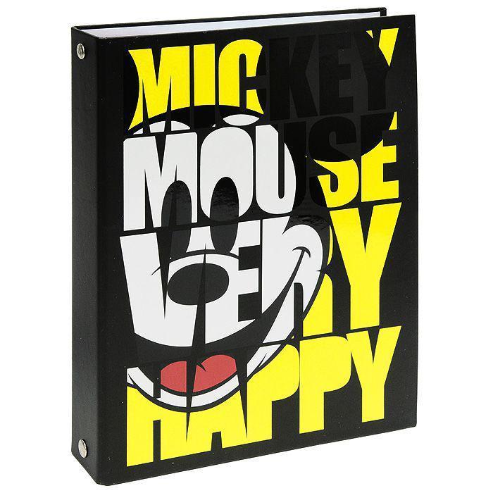 Тетрадь Premiera Mickey Mouse 160 л. Черный35437 н (874928)