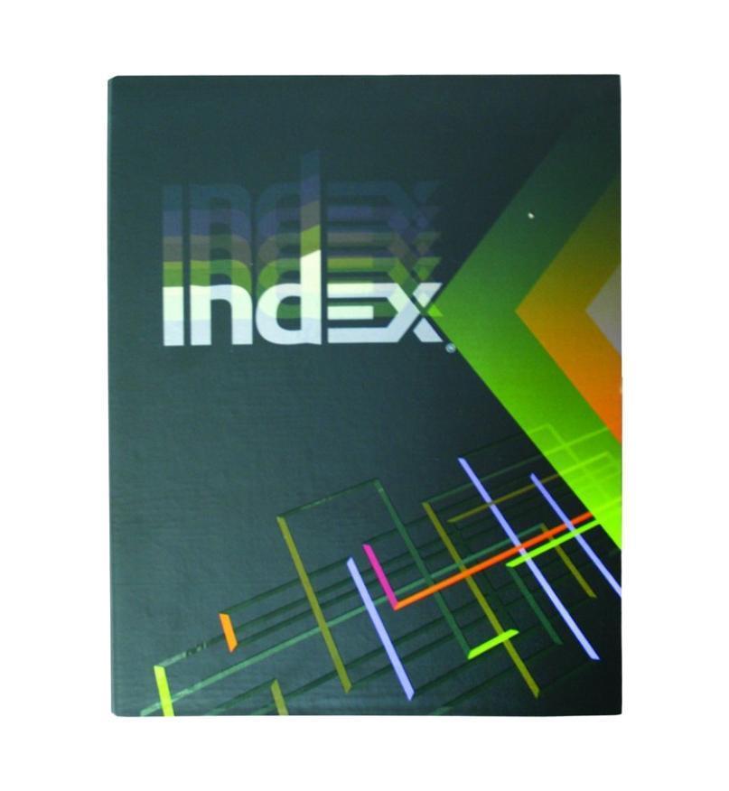 Тетрадь Index накольцах
