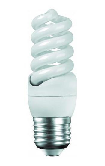 Camelion LH9-FS-T2-M/827/E27 энергосберегающая лампа, 9ВтLH9-FS-T2-M/827/E27Энергосберегающая лампа 9Вт Camelion LH9-FS-T2-M/827/E27, 10590 предназначена для освещения офисов, квартир, цокольных этажей, подвалов. Бесперебойно работает в широком диапазоне температур: от -250 С до +400 С, что позволяет использовать лампу вне помещений на открытом воздухе. Включается мгновенно и не мигает. Имеет низкое тепловыделение по сравнению с обычными лампами накаливания.