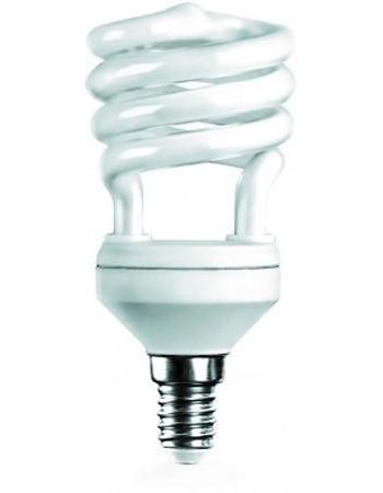 Camelion CF15-AS-T2/842/E14 энергосберегающая лампа, 15ВтCF15-AS-T2/842/E14Энергосберегающая лампа 15Вт Camelion CF15-AS-T2/842/E14, 10615 имеет высокий индекс цветопередачи (Ra=82) благодаря которому не искажаются оттенки освещаемых предметов. Излучает яркий ровный свет, при включении не мигает и потребляет до 5 раз меньше энергии, чем обычная лампа накаливания. Может использоваться для освещения жилых, офисных, складских, подвальных помещений. Не требует частой замены и прослужит 8000 часов.