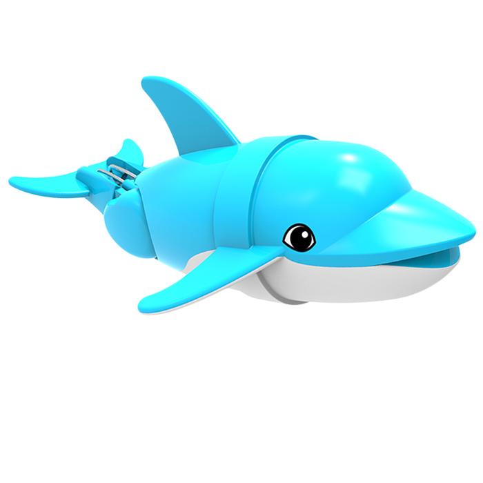 Игрушка для ванны Renwood Рыбка-акробат Диппер, цвет: голубой, белый126211-4Игрушка для ванны Renwood Рыбка-акробат понравится вашему малышу и превратит купание в веселую игру. Она выполнена из безопасного пластика в виде маленькой красочной рыбки. Рыбка-акробат умеет плавать и нырять. Траектория движения игрушки зависит от наклона хвоста. Порадуйте вашего ребенка таким замечательным подарком! Игрушка работает от 2 батарей напряжением 1,5V типа ААА (не входят в комплект).