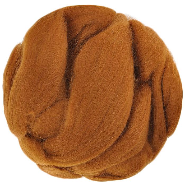 Материал для многоцелевого валяния Richard Wernekinck Wolgroothander, цвет: темно-оранжевый (dunkel orange) (63714), 50 г510529-63714Материал для многоцелевого валяния Richard Wernekinck Wolgroothander выполнен из натуральной мериносовой шерсти. Шерсть очень качественная, приятна в работе. Подходит и для сухого валяния и для мокрого. Широкая цветовая гамма позволит вам сделать более изысканную, детальную работу. Материал: 100% шерсть мериноса. Вес: 50 г.