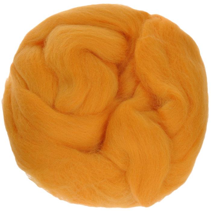 Материал для многоцелевого валяния Richard Wernekinck Wolgroothander, цвет: светло-оранжевый (light orange) (63721), 50 г510529-63721Материал для многоцелевого валяния Richard Wernekinck Wolgroothander выполнен из натуральной мериносовой шерсти. Шерсть очень качественная, приятна в работе. Подходит и для сухого валяния и для мокрого. Широкая цветовая гамма позволит вам сделать более изысканную, детальную работу. Материал: 100% шерсть мериноса. Вес: 50 г.