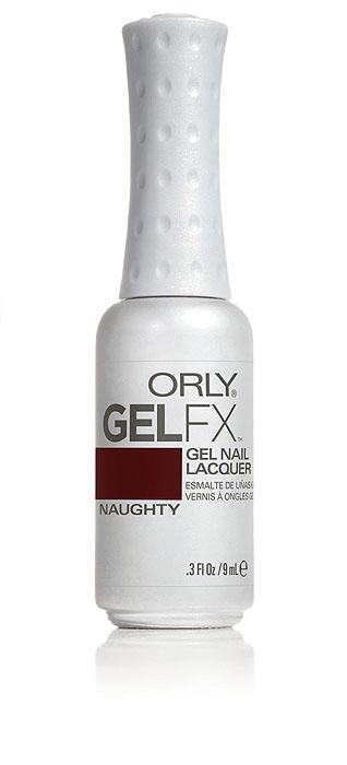 Orly Гель-лак для ногтей Gel FX, тон № 6 Naughty, 9 мл30006Гель-маникюр Gel FX - это инновационная улучшенная формула лака, обладающая достоинствами геля, в которой сочетаются простота нанесения и снятия, невероятная стойкость в течение 2-х недель и ослепительный блеск. Этот уникальный продукт не имеет аналогов у других производителей, так как только его неповторимая формула, богатая витаминами A и E и провитамином В5, дарит потрясающий уход, исключает возникновение проблем с ногтями, обладает свойством самовыравнивания ногтевой пластины, способствует укреплению и защите структуры натурального ногтя. Гель-маникюр Gel FX отмечен значком 3 free: он не содержит в своем составе вредных для здоровья составляющих, таких как толуол, дибутилфталат и формальдегид. Теперь цветное покрытие ногтей ухаживает за ногтями! Каждое из 32 цветных покрытий представлено в элегантном стильном флаконе, оттенок которого соответствует цвету лака из палитры ORLY. Товар сертифицирован.