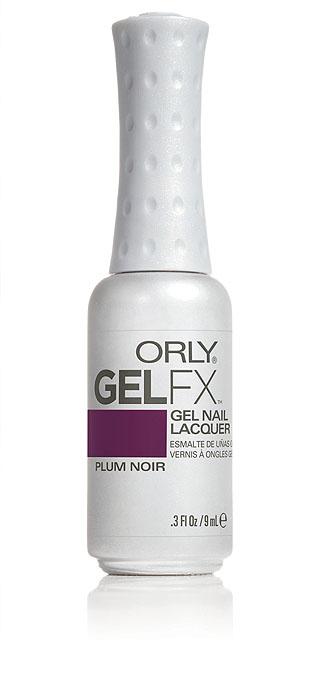 Orly Гель-лак для ногтей Gel FX, тон № 651 Plum Noir, 9 мл30651Гель-маникюр Gel FX - это инновационная улучшенная формула лака, обладающая достоинствами геля, в которой сочетаются простота нанесения и снятия, невероятная стойкость в течение 2-х недель и ослепительный блеск. Этот уникальный продукт не имеет аналогов у других производителей, так как только его неповторимая формула, богатая витаминами A и E и провитамином В5, дарит потрясающий уход, исключает возникновение проблем с ногтями, обладает свойством самовыравнивания ногтевой пластины, способствует укреплению и защите структуры натурального ногтя. Гель-маникюр Gel FX отмечен значком 3 free: он не содержит в своем составе вредных для здоровья составляющих, таких как толуол, дибутилфталат и формальдегид. Теперь цветное покрытие ногтей ухаживает за ногтями! Каждое из 32 цветных покрытий представлено в элегантном стильном флаконе, оттенок которого соответствует цвету лака из палитры ORLY. Товар сертифицирован.