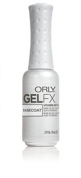 Orly Базовое покрытие под гель-лак Gel FX Basecoat, 9 мл34110Базовое покрытие Gel FX Basecoat маскирует несовершенства ногтей и создает идеальную поверхность для наложения цветного покрытия Gel FX Nail Lacquer. Витамины А, Е и провитамин В5 в его составе обеспечивают уход за ногтями и придают им потрясающий блеск. Способ применения: нанесите тонкий слой базового покрытия, которое содержит витамины, на ногти и поместите их в лампу для полимеризации. Все препараты, входящие в гель-маникюр Gel FX, действуют в комплексе и обеспечивают надлежащее качество нанесения и удаления покрытия. Замена их на аналогичные может привести к ухудшению характеристик покрытия гель-маникюра Gel FX. Товар сертифицирован.