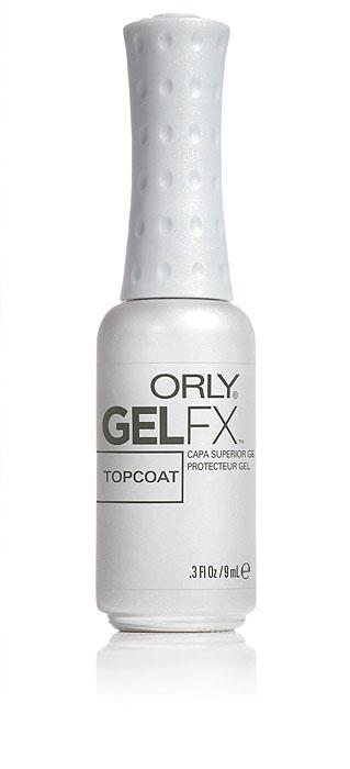 Orly Закрепитель для гель-лака Gel Fx Topcoat, 9 мл34210Закрепитель Gel FX Topcoat защищает Gel FX Nail Lacquer от сколов и придаёт ему яркий глянцевый блеск, который остается безупречным в течение 2-х недель. Способ применения: нанесите тонкий ровный слой и заполимеризуйте его. Обязательно перекройте торец свободного края ногтя для предупреждения отслаивания и скалывания. Все препараты, входящие в гель-маникюр Gel FX, действуют в комплексе и обеспечивают надлежащее качество нанесения и удаления покрытия. Замена их на аналогичные может привести к ухудшению характеристик покрытия гель-маникюра Gel FX. Товар сертифицирован.