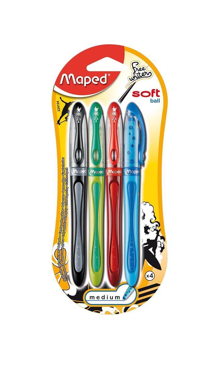 ����� ��������� ����� Maped Free Writer, ���� ������: �����, ������, �������, �������, 4 �� - Maped224124