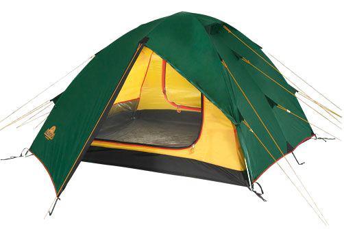 Палатка Alexika Rondo 39123.3101RONDO 3 - трекинговая трехместная палатка с двумя вместительными тамбурами. Если вы любите долгие путешествия, то данная модель определенно вам подходит. Большие размеры палатки позволяют, как весьма удобно разместиться отдыхающим в ней людям (3 места), так и поставить в тамбура несколько велосипедов. Если необходимость в размещении велосипедов отсутствует, то свободное пространство могут успешно занять не менее полезные вещи. В одном из тамбуров, к примеру, можно разместить небольшой столик и стульчики. Палатка RONDO 3 имеет специальную конструкцию с двумя входами и грамотно продуманную вентиляцию, что позволит вам даже в жаркую погоду наслаждаться комфортом временного жилища. Противомоскитная сетка, кольцо для фонаря, а также вместительные карманы внутри обеспечивают дополнительные удобства, которых порой так не хватает на природе. При изготовлении RONDO 3 использована пропитка, которая задерживает распространение огня. Швы данной модели герметизированы специальной...