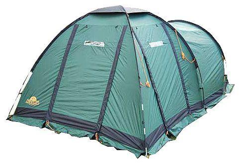 Палатка Alexika Nevada 4 Green9167.4401Кемпинговая палатка NEVADA 4, рассчитанная на четырех человек, ярко выделяется среди прочих моделей большим просторным тамбуром. Еще одно ее преимущество - наличие внутренней палатки, подвешивающейся изнутри. Это позволит вам быстро разбить палатку даже в сильный дождь. В комплекте идет съемный пол для тамбурного отсека. Тамбур палатки можно использовать для отдыха, поставив в нем складные стульчики и небольшой столик, а можно отпустить его под склад для вещей. Дно палатки, выполненное из плотного и крепкого материала Polyester, предотвратит намокание спальных мешков даже во время проливного дождя. Модель NEVADA 4 незаменима во время весенних и осенних путешествий, но особенно комфортно отдыхать в ней летом. Попасть во внутреннее пространство можно через два отдельных входа, поэтому в такой палатке семья или группа из четырех человек будет чувствовать себя комфортно. Наружная часть модели NEVADA 4 выполнена из плотного тентованного полотна, которому не страшен никакой...