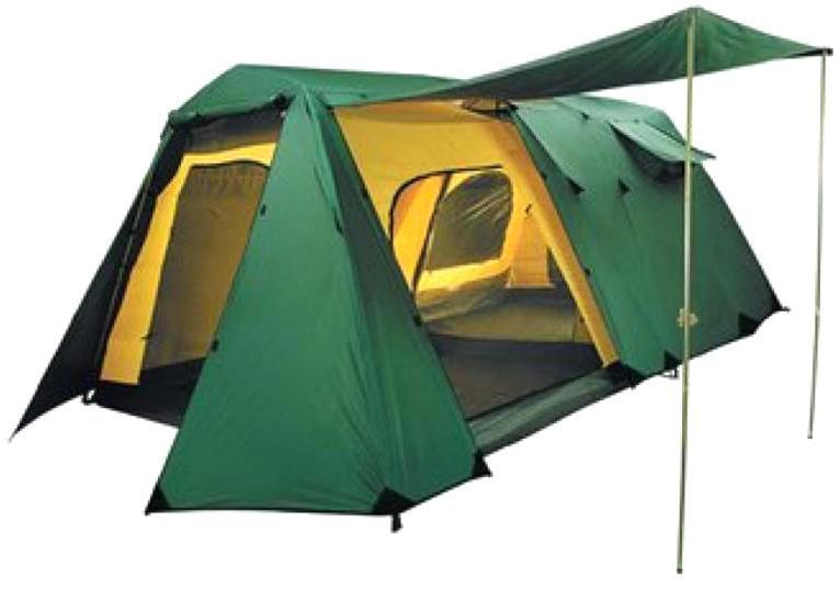 Палатка Alexika Victoria 109156.0301Комфортная кемпинговая палатка модели VICTORIA 10 - одна из самых просторных моделей. Она рассчитана на проживание группы туристов из десяти человек. Три входа дают им возможность пользоваться отдельными частями палатки, не мешая друг друга. Наличие внутренней палатки позволяет максимально удобно закрыть проход к спальным местам, чтобы ночная прохлада не нарушила сон спящих. В сложенном состоянии кемпинговая палатка VICTORIA 10 весит всего 28 кг, что для палатки такой вместимости весьма неплохой показатель. Габариты палатки позволяют транспортировать ее либо в багажнике автомобиля, либо в обычном туристическом рюкзаке. Прочное дно палатки не промокает, а наружная поверхность полностью предохраняет ее от попадания влаги вовнутрь. Еще одно достоинство модели VICTORIA 10 - крепкие стальные дуги, вставляемые по углам и посередине в тентованное полотно. Благодаря этому модель отличается максимальной устойчивостью. Палатка надежно защищает от ветра, поэтому туристам ничто не...