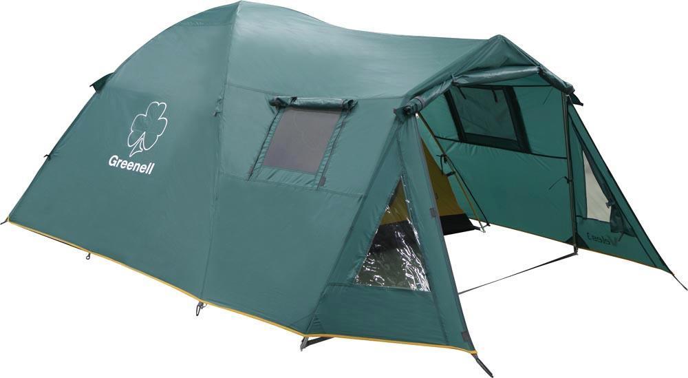 Палатка Greenell Veles 4 v.2