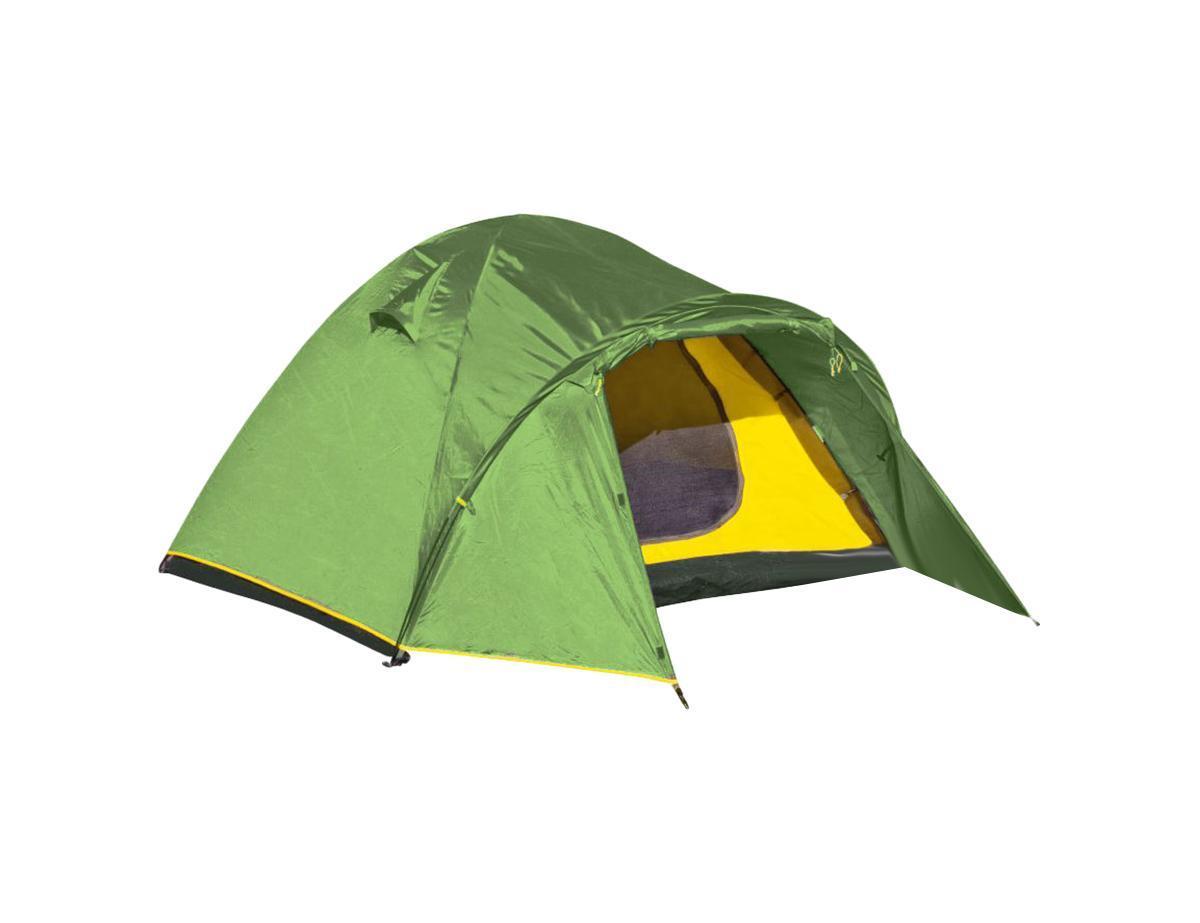 Палатка Alaska Dome 4 Olive26020-516-00Палатка Alaska Дом 4 – удобная классическая модель стандартной формы, которую можно максимально быстро установить. Палатка устойчива и надежна, ее конструкция поддерживается при помощи легких, но достаточно прочных фибергласовых дуг, предотвращающих возможное провисание тента. Благодаря полусферической форме она прекрасно защищает путешественников от дождя. Палатка Alaska Дом 4 предназначена для комфортного отдыха четырех человек. Особенностью данной модели является наличие очень вместительного тамбура, проклеенных швов и противомоскитной сетки а также вместительных карманов внутри, обеспечивающих дополнительное удобство. Материал тента: 190T полиэстер PU; Материал внутренней палатки: 180T дышащий полиэстер; Материал дна: Терпаулинг (армированный полиэтилен); Материал дуг: фиберглас, 7,9 мм.